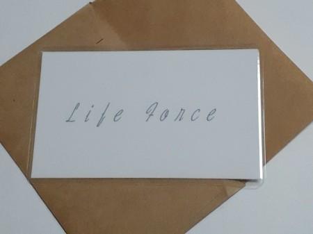 Fife Force(ライフフォース)カード 電磁波除去