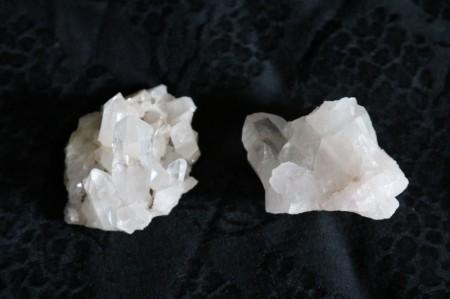 リンパや胸腺の流れを即す 通電の石