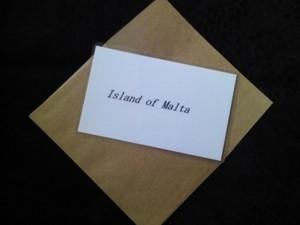 マルタ島(Island of Malta)
